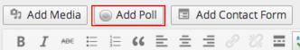 Add Poll