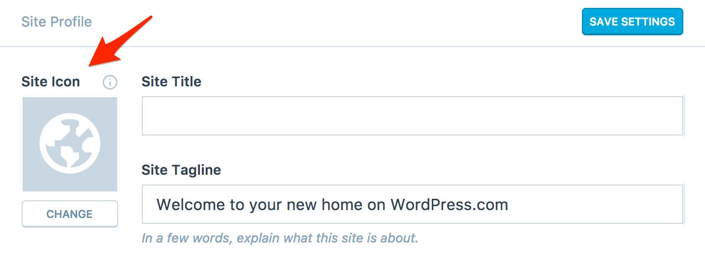 Update How To Add Icons To Wordpress Menus: WordPress.com