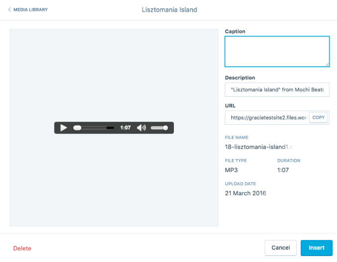 edit audio file