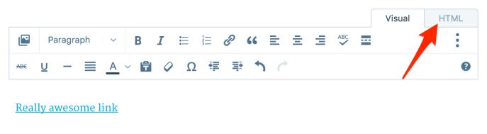link-html-editor