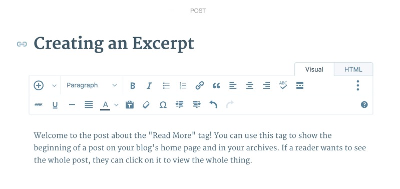 More Tag — Support — WordPress.com Men S Cherry House Design Html on