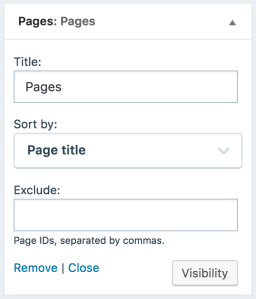 page-widget-settings