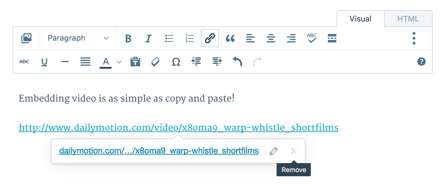 remove_hyperlink_wordpress