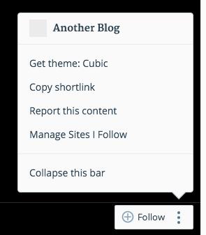 Report a Site — Support — WordPress com