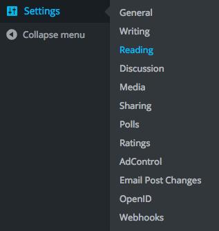 settings-reading-wp-admin