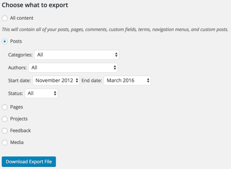 choose-what-to-export