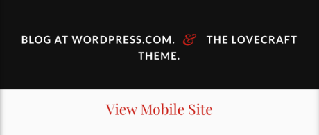 view-mobile-site