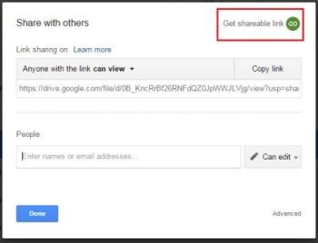 Come inserire un documento Google nel blog