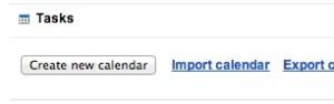 Google Calendar Select Cal
