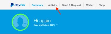 Retrieving a PayPal Transaction ID — Support — WordPress.com