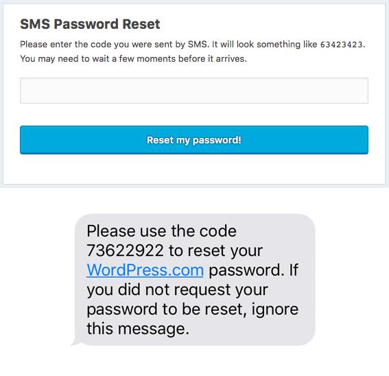 Password Matures Action