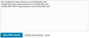 Network Solutions Email Records