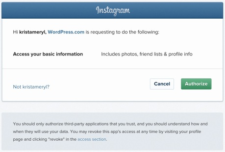 instagramauthorization