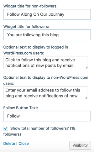 toujours-follow-blog-settings