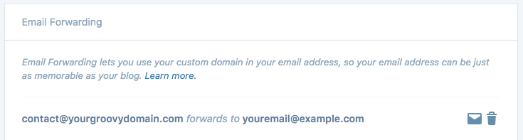 image of resend activation email button