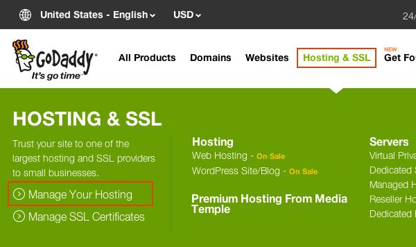 Point a WordPress.com Domain to GoDaddy — Support — WordPress.com