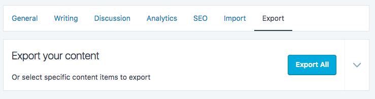 tools-export