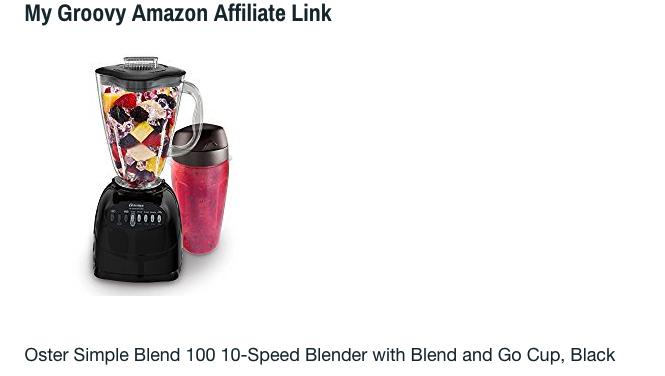 Adding Amazon.com Affiliate Links to your WordPress.com ...