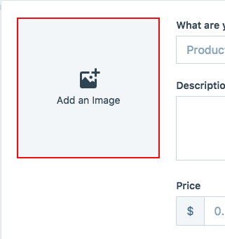 How to add an image to the button.