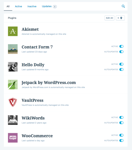 managing plugins support wordpress com