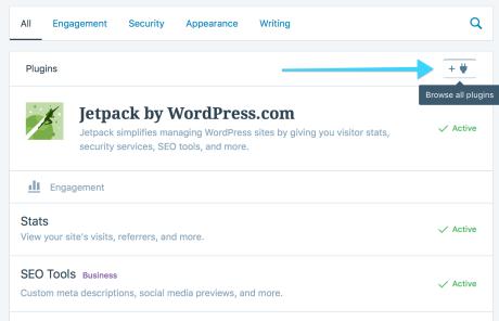 plugins-page