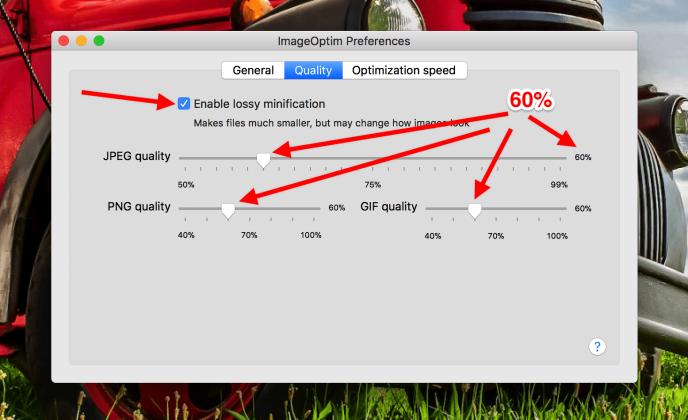 Image Optimization — Support — WordPress.com