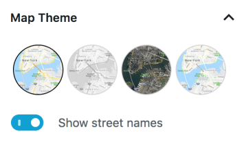 Map Themes