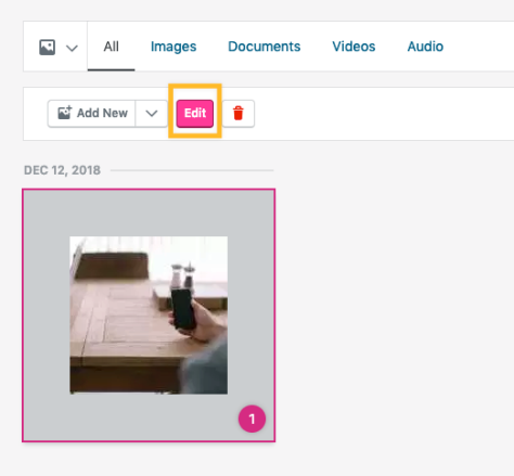 Image Settings — Support — WordPress.com