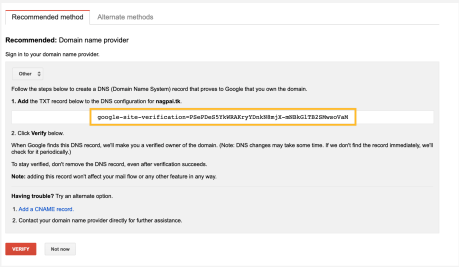 Add Email with an Existing G Suite Account — Support