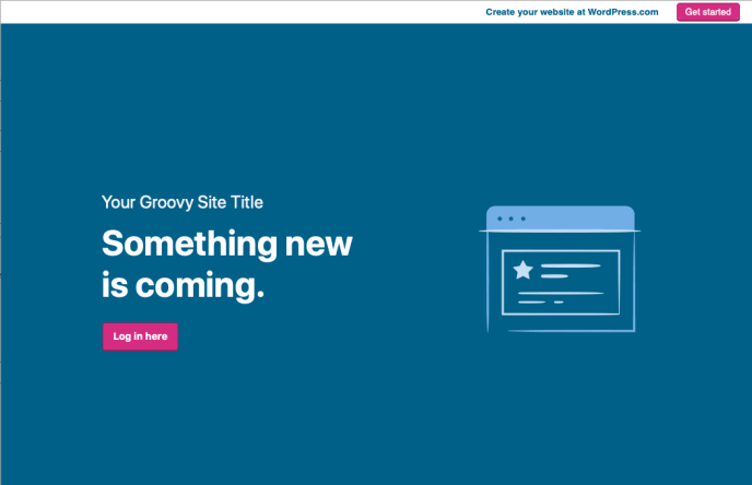 Unlaunched Site